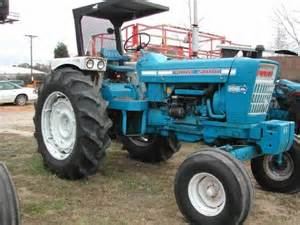 Ford 5000 Tractor Ford 5000 Tractors Year Of Manufacture 1970 Mascus Uk