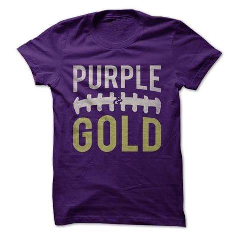 Kaos T Shirt Nike Bleed Black Gold purple and gold football t shirts hoodies get it now https www sunfrog sports purple