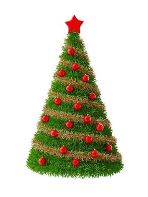 pohon natal  indah hd gambar merah gratis foto