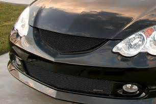Acura Rsx Front Grill Grillcraft 174 Acura Rsx 2002 2004 Mx Series Black