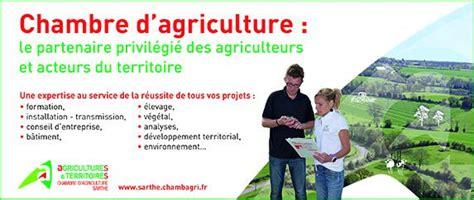 stage chambre d agriculture agri 72