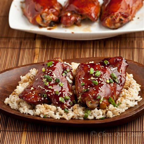 baked teriyaki chicken chew out loud