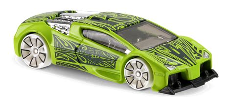 Hotwheels Original Wheels Zotic Limited zotic 174 in green hw cars car collector wheels