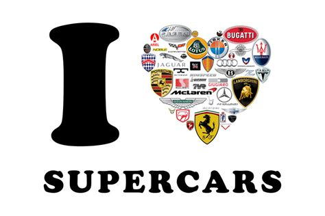 supercar logos i love supercars by deserker on deviantart