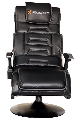 x rocker gaming pedestal chair new x pro with audio x rocker 51396 pro series pedestal 2 1 gaming chair