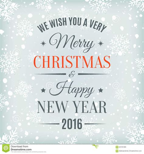 new year label vector merry and happy new year text label stock