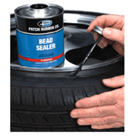 tire bead sealer patch rubber co cements cleaners chemicals bead sealer