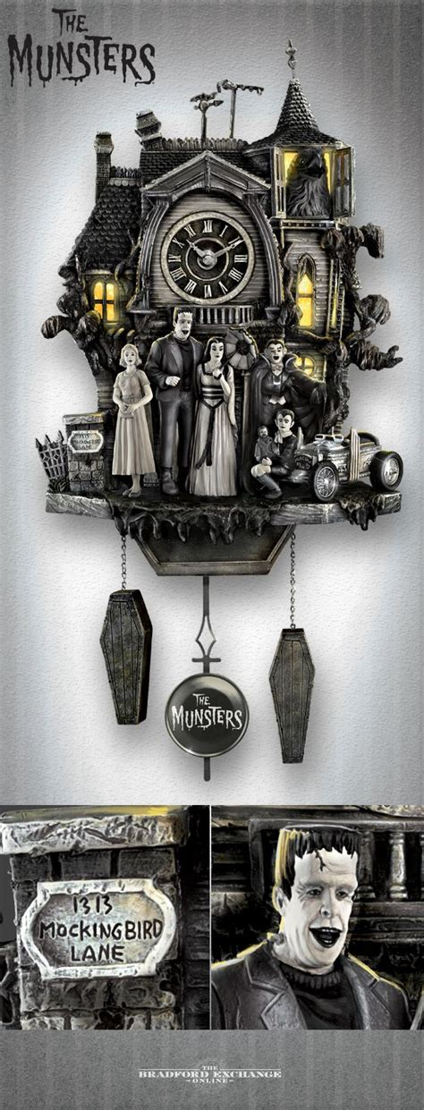 Cuckoo Clock Bed by 25 Best Ideas About The Munsters On The