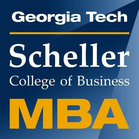 Scheller Mba by Tech Mba Georgiatechmba