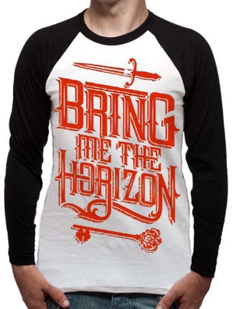 Kaos Raglan Bring Me The Horizon This Is Sempiternal Kaos Distro bring me the horizon logo text raglan buy bring me the