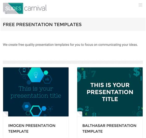 presentation templates for ubuntu free google slides templates slides carnival