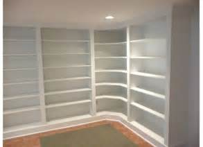 furniture in wall book shelves which furnished with