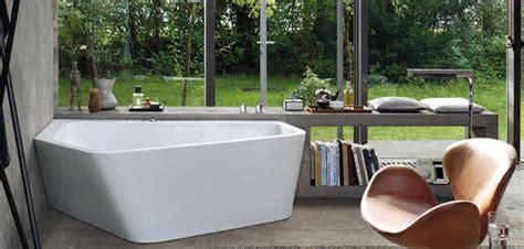 salle de bain design quelle baignoire choisir d 233 co