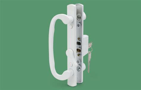 Patio Door Locking Handle 82 073 Legacy Keyed Handle Set 3 15 16 Quot 1 3 8 Quot Door Swisco