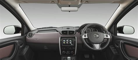 nissan terrano india interior car design nissan terrano nissan india