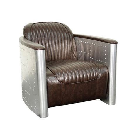 Armchair Aviator by Armchair Aviator 28 Images Armchair Aviator In Riveted Aluminium With Leather Whisky