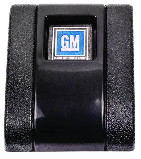 chevelle seat belt restoration 68 72 chevelle seat belt buckle cover with quot gm quot insert