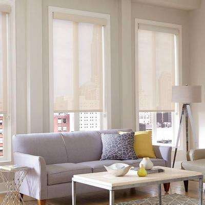 solar shades shades window treatments the home depot
