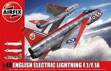 Orangenhaut Lackierung Englisch by English Electric Lightning F 1 F 1a Airfix 1 48