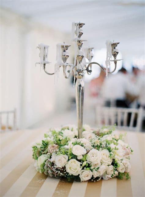 candelabra wedding centerpieces with flowers 25 best ideas about candelabra flowers on pinterest