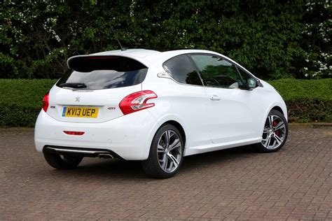 peugeot 208 gti white peugeot 208 gti 2012 features equipment and