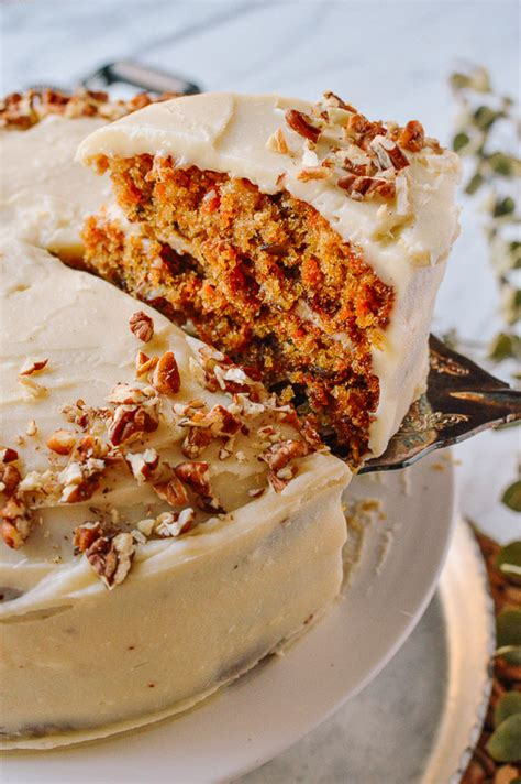 new year carrot cake recipe our favorite carrot cake recipe the woks of