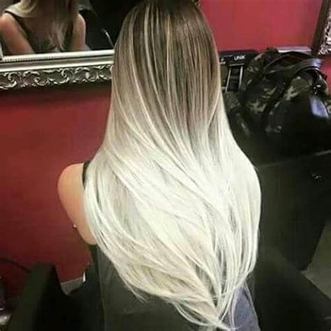 platinum gray ombre hairstyles 50 beautiful ombre hair ideas for inspiration hair
