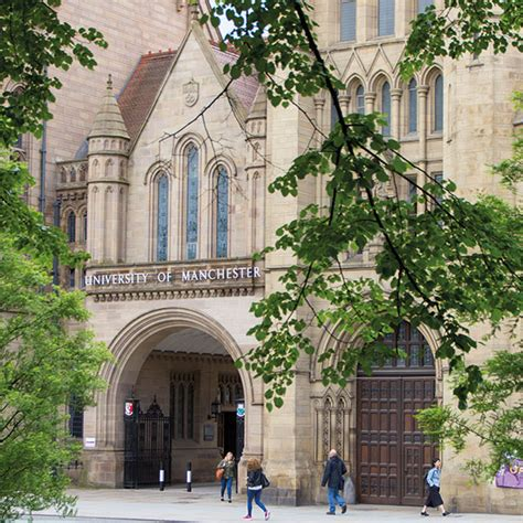 Manchester Disntace Mba by Advanced Materials Research Beacons The Of