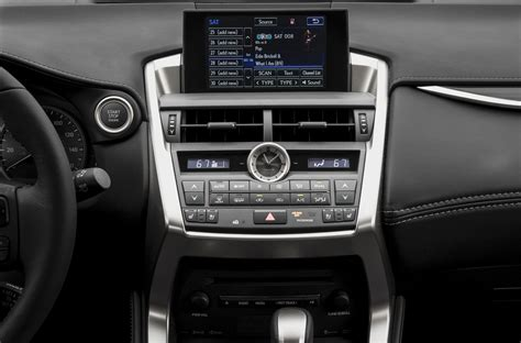 lexus nx 200t interior new 2017 lexus nx 200t price photos reviews safety