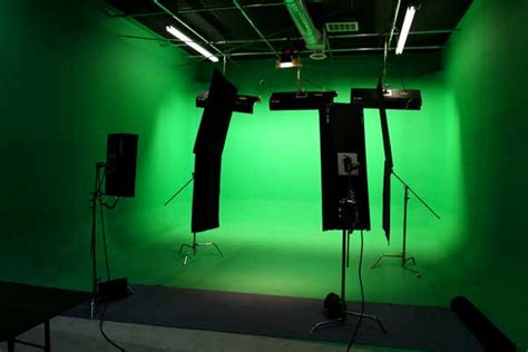 green room productions studio