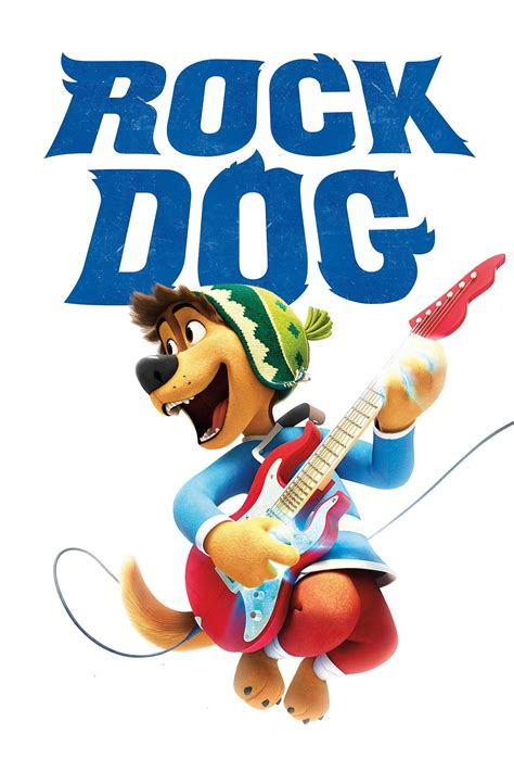rock dog movie posters from movie poster shop rock dog 2016 posters the movie database tmdb