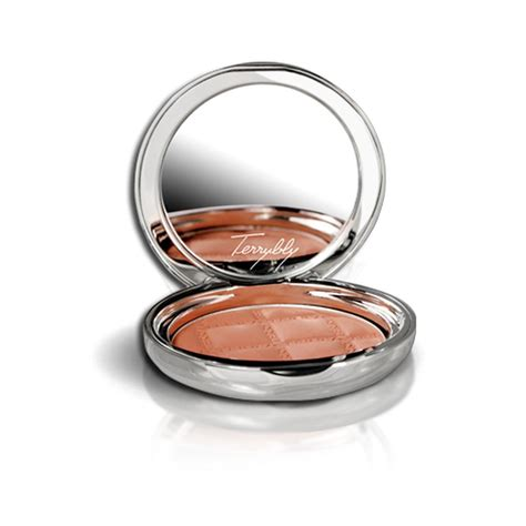 by terry teint terrybly superior flawless compact foundation teint terrybly soleil spf 15 bronzing flawless compact