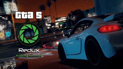 Grand Auto by Grand Theft Auto V Lanciata La Mod Redux Gamingpark It