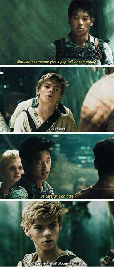 pub film maze runner 24 best things i like images on pinterest projects