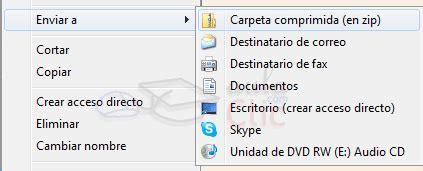 comprimir imágenes windows 10 curso gratis de windows 7 aulaclic 13 b 225 sico