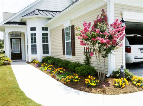easy to do landscaping ideas easy landscaping ideas near the garage homefurniture org