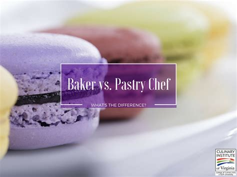 Baker Mba Accreditation by What S The Difference Between A Baker And Pastry Chef