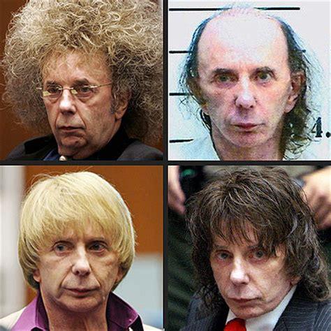 Phil Spector S Latest Hair Shocker Phil Spector People Com