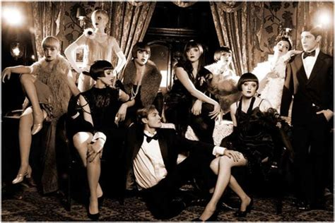 theme of rebellion in the great gatsby calling all lovers of 1920s vintage