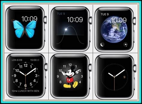 change app layout on iwatch how to change faces on apple watch edition sport