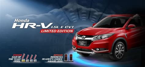 Harga Makeover Edisi And The Beast hr v edisi terhad di indonesia mekanika permotoran