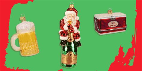 themed ornaments the 11 best themed tree ornaments vinepair