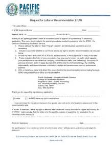 Eras Cover Letter by Sle Letter Of Recommendation Physician