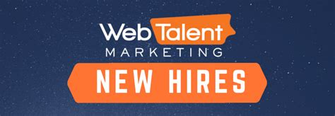 web talent rounds out 2014 with 3 new hires