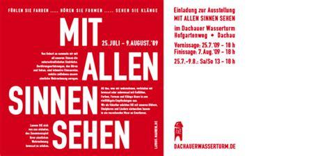 Muster Einladung Ausstellung Plakate Poster Einladungskarten