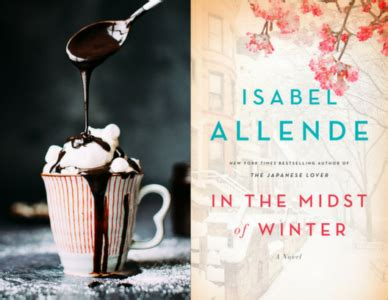 in the midst of winter a novel 7 winter drink and book pairings to keep you warm