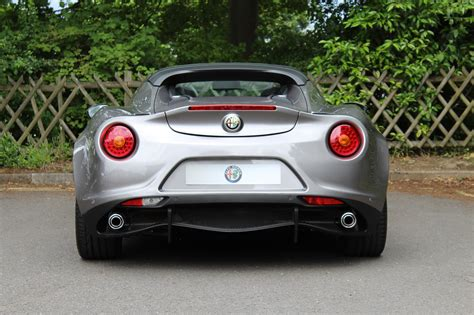 Used Alfa Romeo by Used 2017 Alfa Romeo 4c For Sale In Surrey Pistonheads