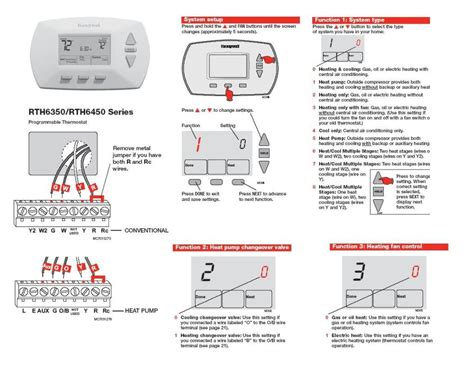 great 10 honeywell thermostat wiring diagram