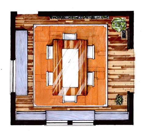 Dining Room Floor Plans My Dining Room Re Design Of The American Bungalow Vharv