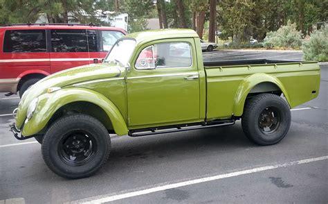 vw truck green vw truck alawysbroke vw truck bug four